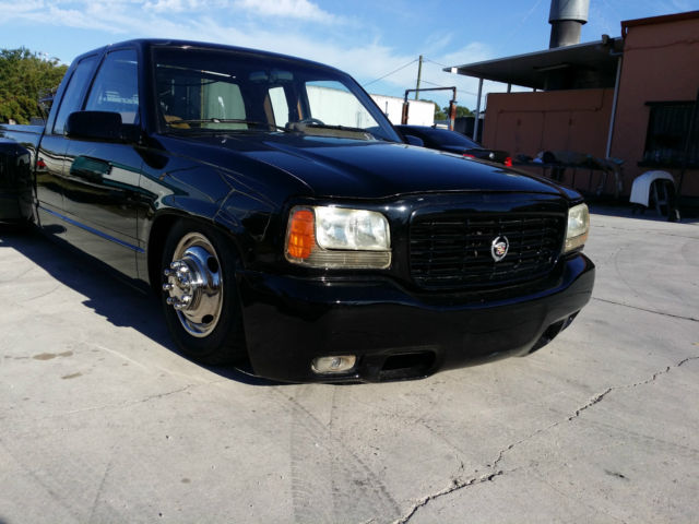 1989 c1500 cadillac dually with air bags and c3500 running gear   k pickup