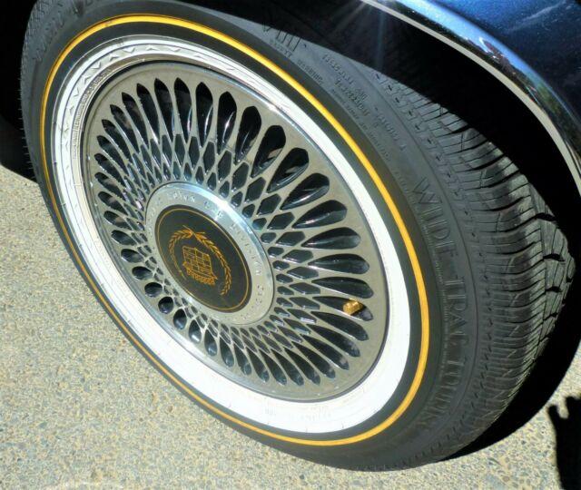 1989 Cadillac Fleetwood Sedan 7th Generation FWD One Owner