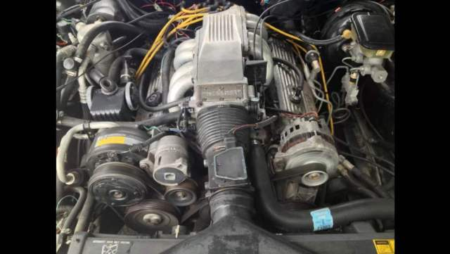 1989 Camaro IROC-Z Convertible ***305 TPI**** Manual Transmission