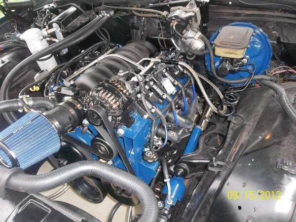 1989 Chevrolet Caprice Classic Ls Brougham Sedan Ls2