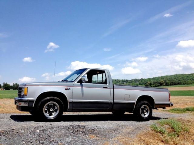 1989 chevrolet s10 tahoe 2wd longbed mint classic chevrolet s 10 1989 for sale. Black Bedroom Furniture Sets. Home Design Ideas