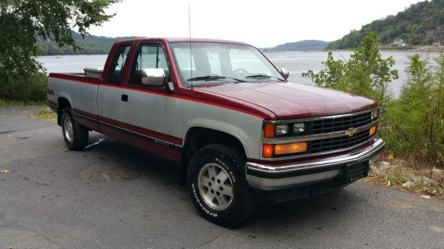 Chevrolet Silverado X Miles Clean Original Truck Gmc Sierra