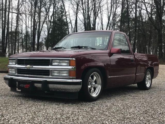 1989 Chevrolet Silverado 454 Short Bed 2wd