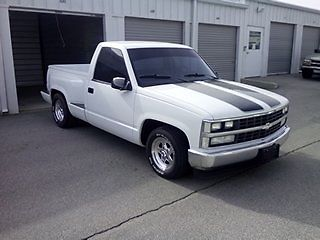 1989 Chevy Silverado Show Truck Muscle Car Classic