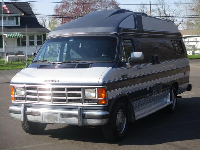 1989 Dodge B250 Ram Van NO RESERVE 2ND OWNER! CLEAN! RUNS DRIVES