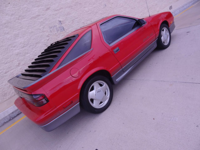 Dodge Daytona Shelby Turbo Carrol Z Ultimate Speed Rare on 4 7 Dodge Engine Issues