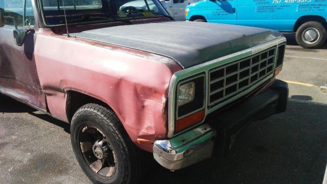 1989 Dodge Ram D250 Cummins PU, Cheapest and Ugliest on Ebay