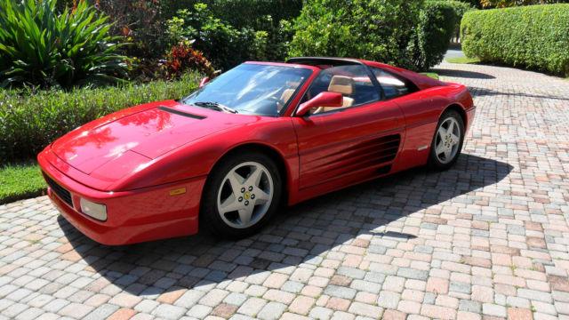 1989 Ferrari 348 Ts 1989 Classic Ferrari 348 1989 For Sale