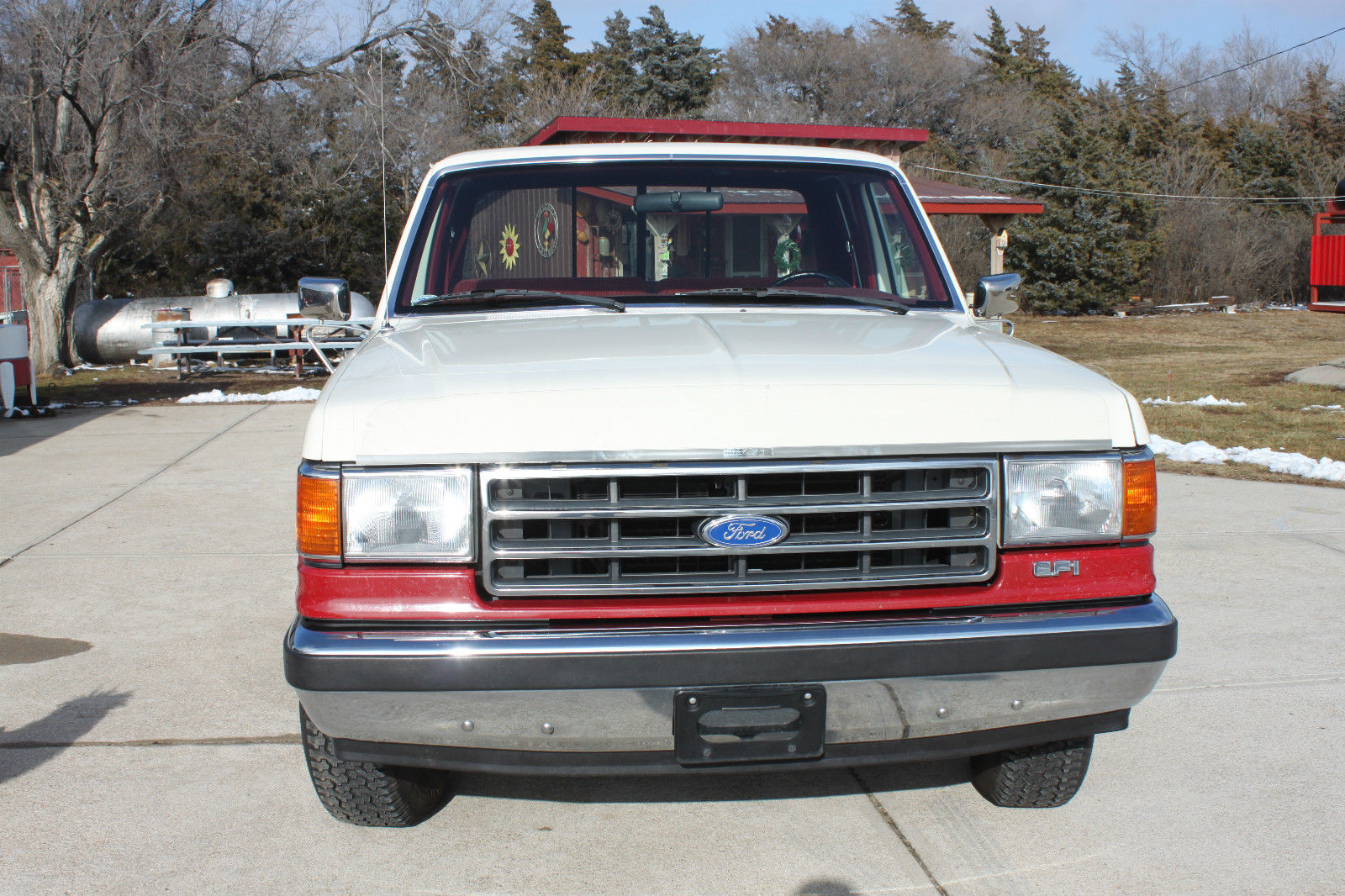 1989 Ford F 150 Xlt Lariat Extended Cab Pickup 2 Door 50l Classic 1991