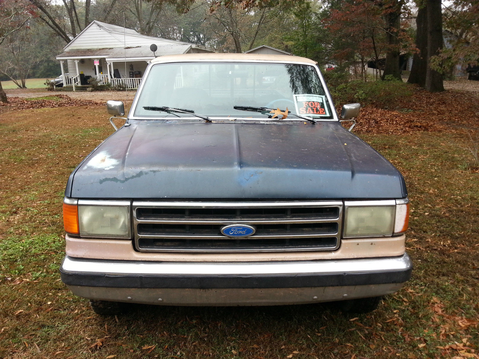 1989 Ford F 250 Xlt Lariat Extended Cab Pickup 2 Door 7 3l