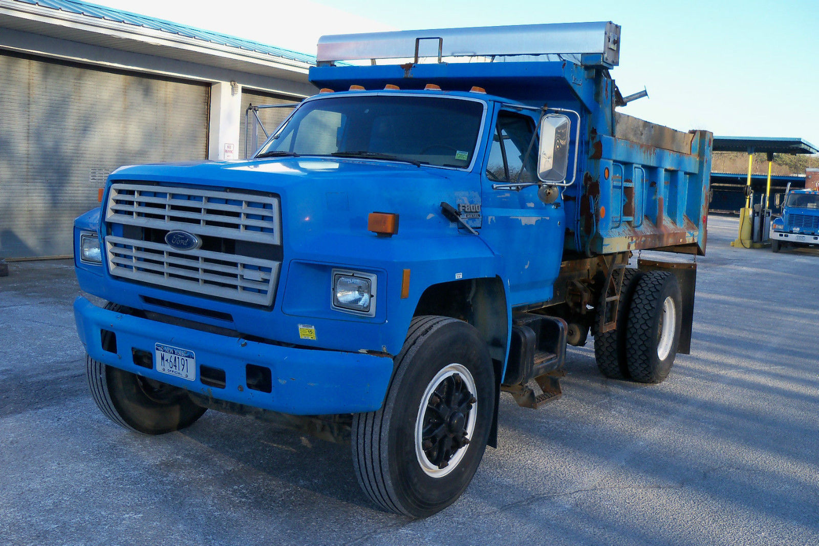 Image Result For Ford F Dump Truck For Sale
