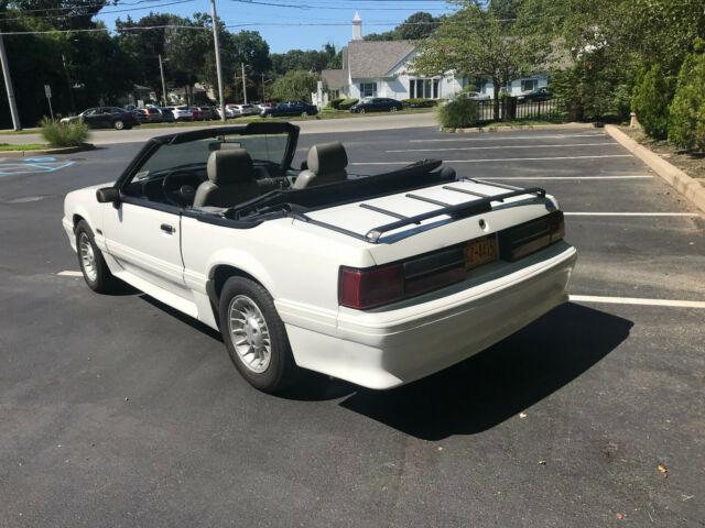 Mustang 1989 Gt Convertible