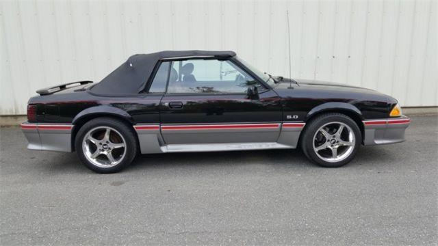 1989 Mustang Gt Cobra For Sale