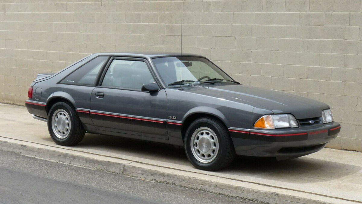 Mustang 1989 5.0