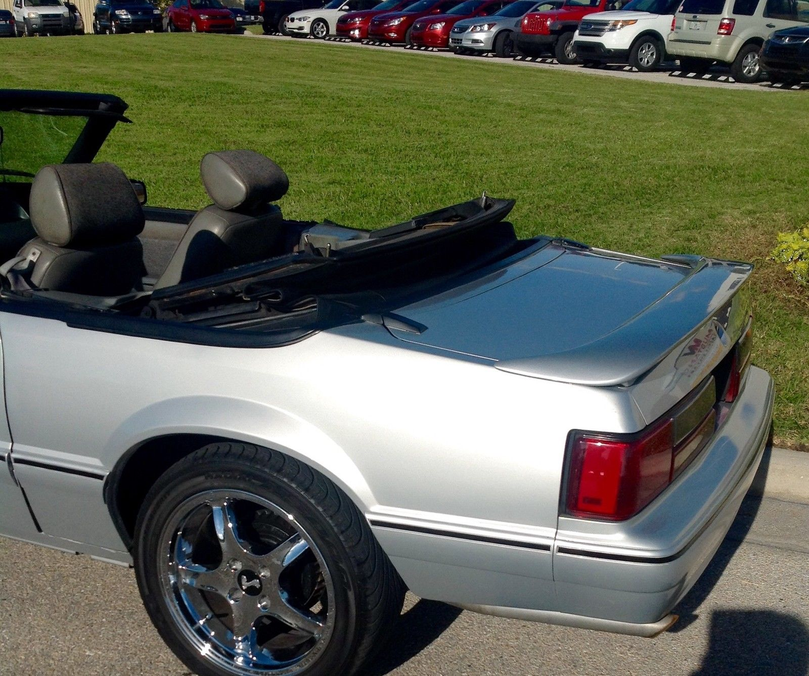 1989 Mustang Lx 5.0 Value