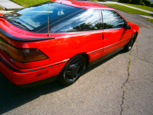 1989 Ford Probe GT-2.2L turbo charged-5 speed hatchback ...