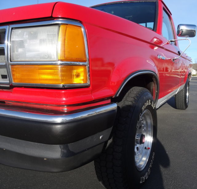 1989 ford ranger 4x4 5 speed rare condition 1 family 4 wheel drive ranger classic ford. Black Bedroom Furniture Sets. Home Design Ideas