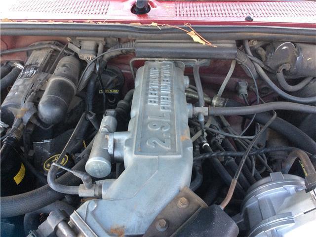 1989 ford ranger supercab 88412 miles pk v6 cylinder engine 2 9l 177 automatic classic ford. Black Bedroom Furniture Sets. Home Design Ideas