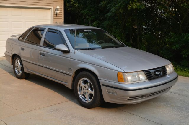 1989 ford taurus sho classic ford taurus 1989 for sale. Black Bedroom Furniture Sets. Home Design Ideas