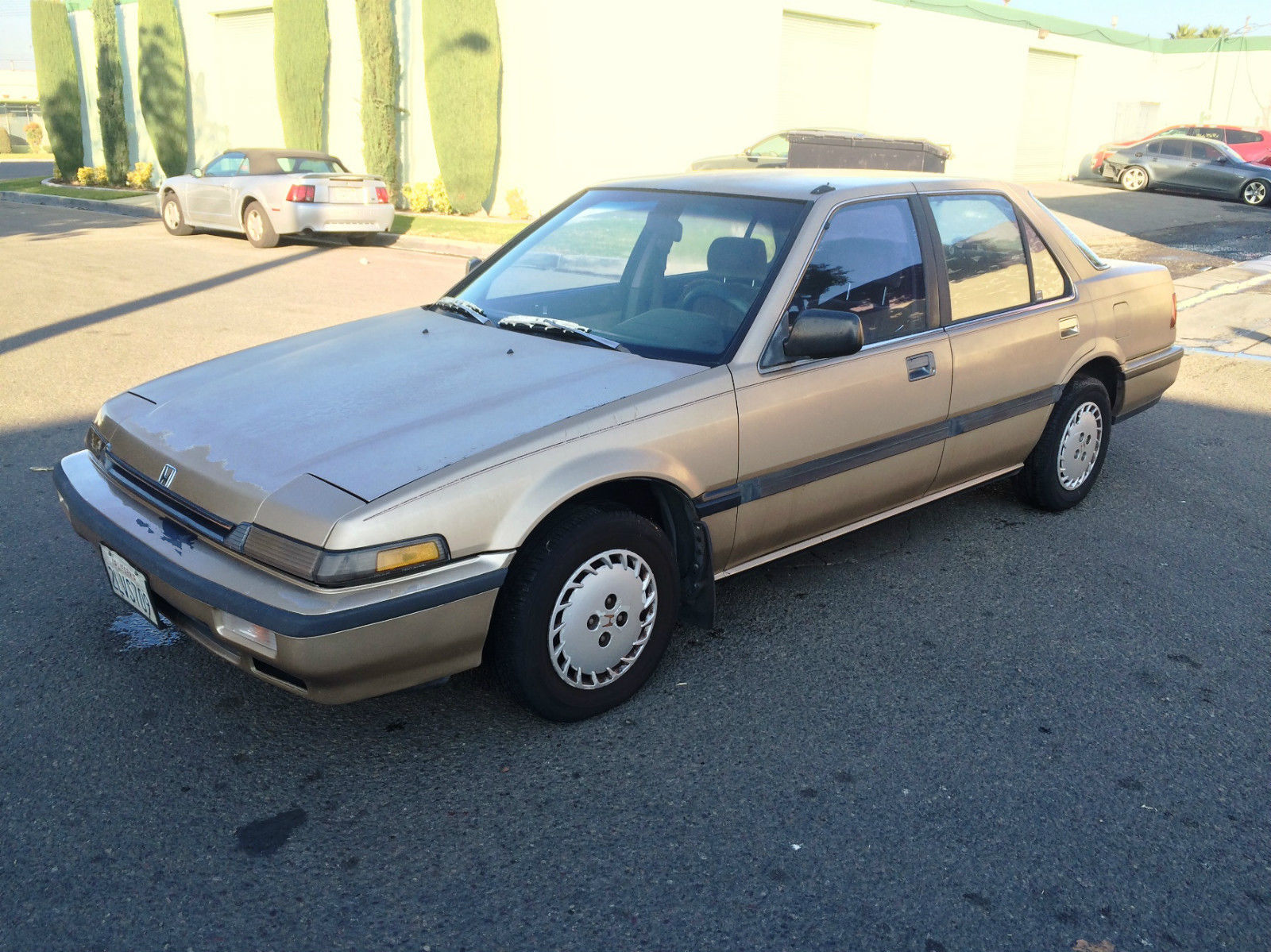1989 honda accord lx 4 door fresh car donation classic honda accord 1989 for sale. Black Bedroom Furniture Sets. Home Design Ideas