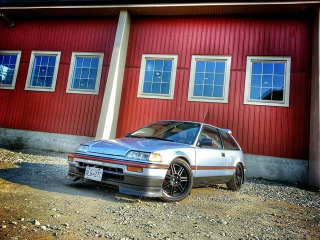 Used Cars Langley >> 1989 Honda Civic DX JDM ED6 - Classic Honda Civic 1989 for ...