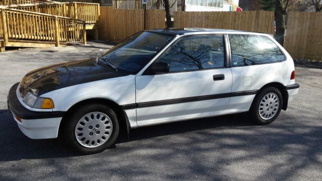 1989 honda civic si hatchback 69k original miles honda civic dash cover