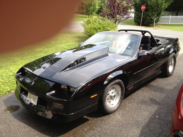 1989 Iroc Z Race Car For Sale Classic Chevrolet Camaro