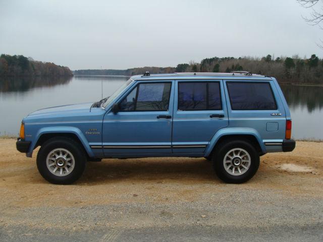 1989-jeep-cherokee-pioneer-sport-utility-4-door-40l-1 Jeep Cherokee Sport Fuel Filter on