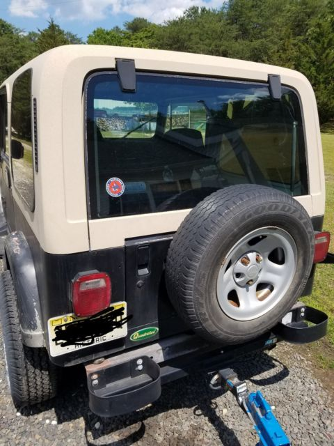 1989 jeep wrangler sahara 4 2l 5 speed manual 4 wheel drive classic jeep wrangler 1989 for sale. Black Bedroom Furniture Sets. Home Design Ideas