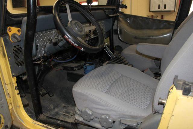 1989 Jeep Wrangler Yj Fuel Injected 350 Auto Dana 60 Rock