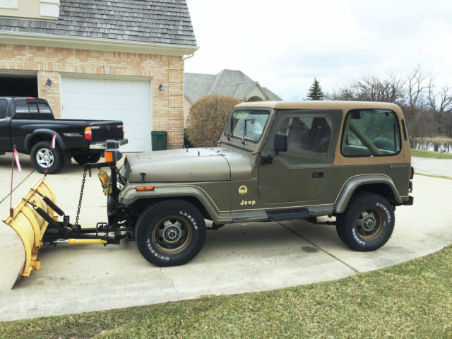 1989 jeep wrangler engine wiring diagram 1989 jeep wrangler yj sahara 4x4 4.2l inline 6 cylinder ... 1989 jeep wrangler inline 6 engine diagram