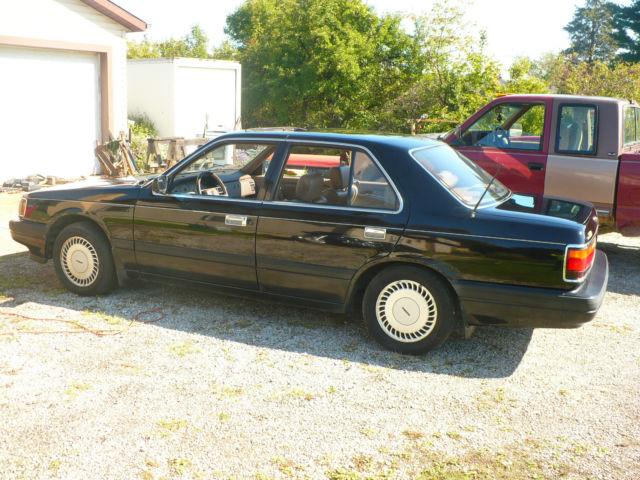 1989 Mazda 929 Rare Rear Wheel Drive Import Drifter
