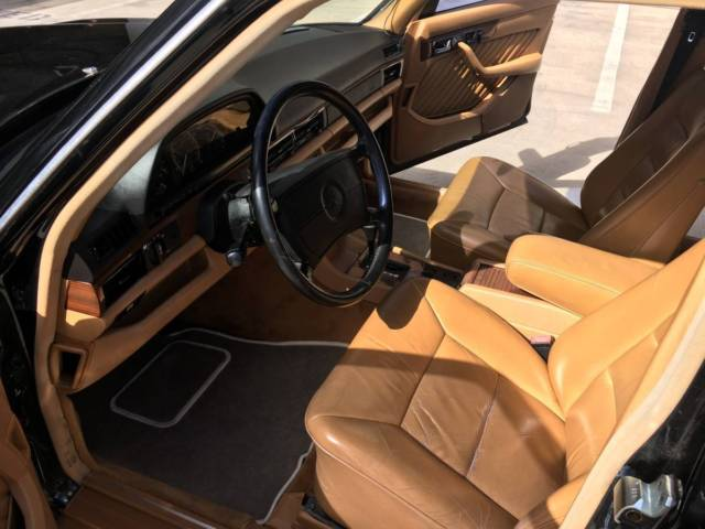 1989 mercedes 420sel very good daily driver southern car clean title classic mercedes. Black Bedroom Furniture Sets. Home Design Ideas