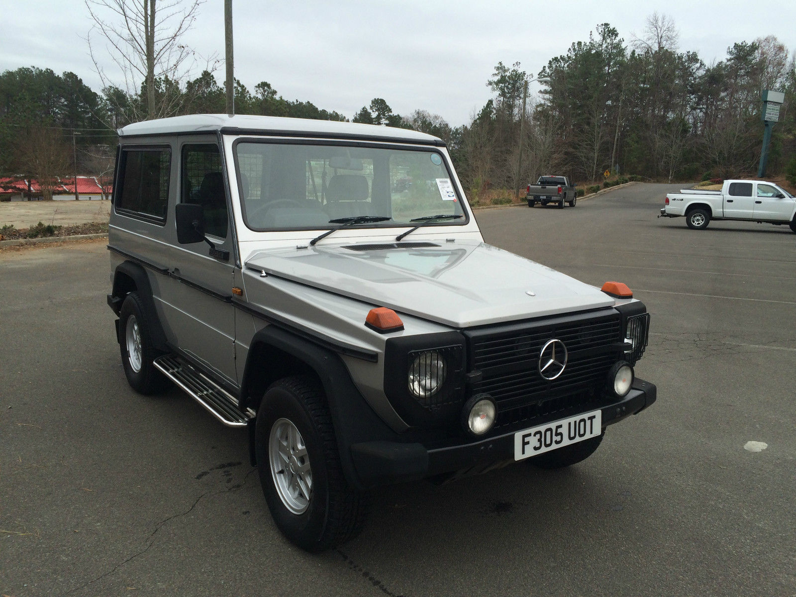 1989 mercedes benz g280 g wagon classic mercedes benz g for Mercedes benz wagons