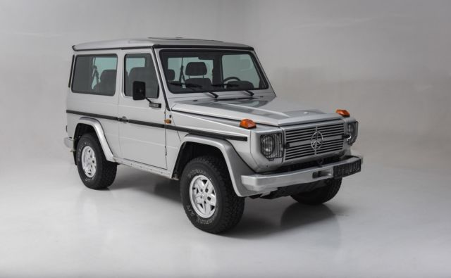 1989 mercedes benz gelandenwagen 280ge coupe classic for Mercedes benz g class cabriolet for sale
