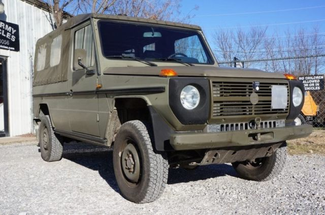 1989 mercedes puch g wagon 230ge classic mercedes benz for Mercedes benz fayetteville ar