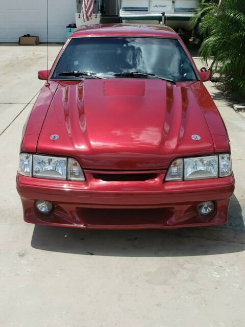1989 Notchback Mustang For Sale