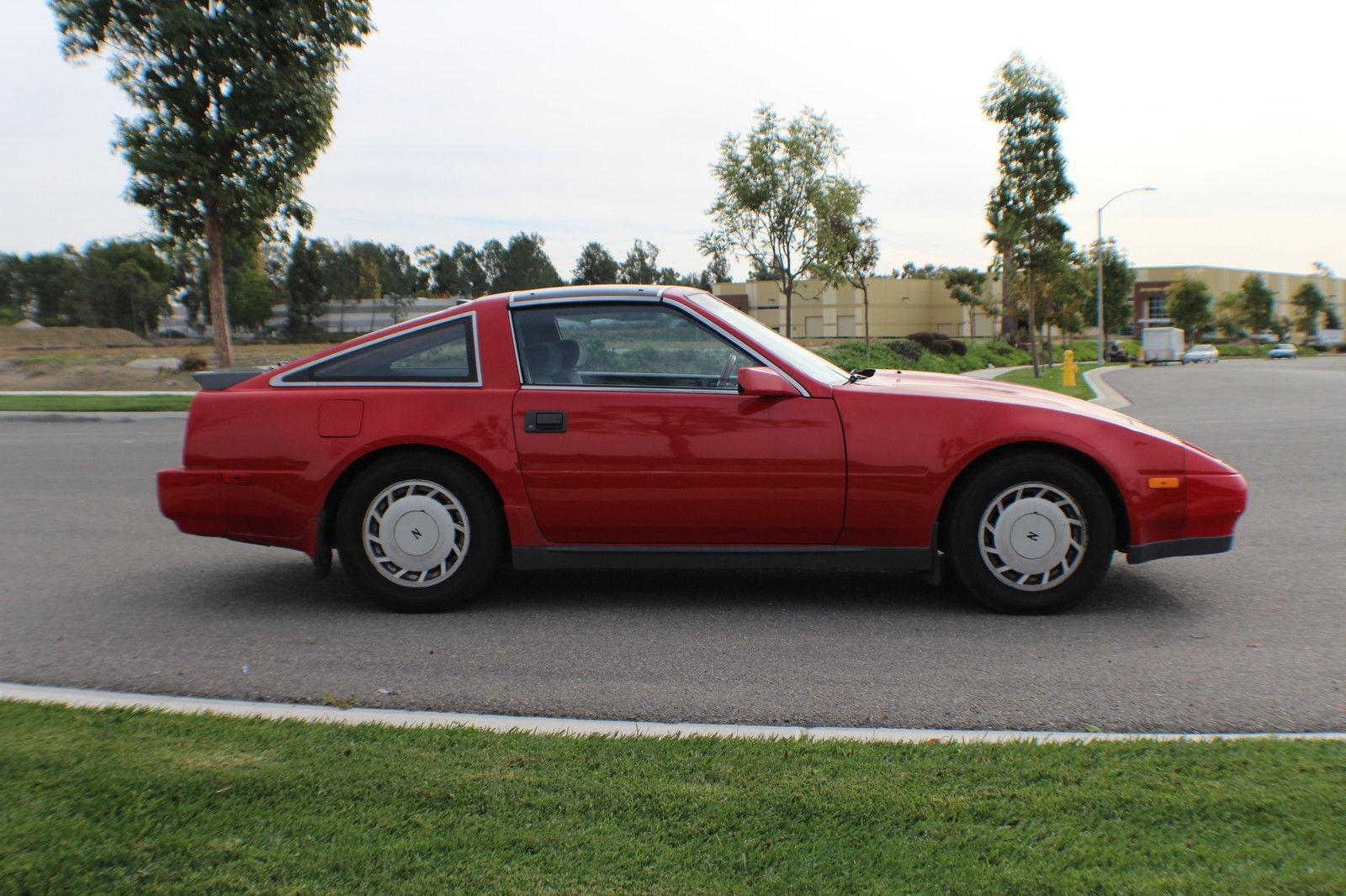 1989 Nissan 300zx Base Coupe 2 Door 3 0l Classic Nissan