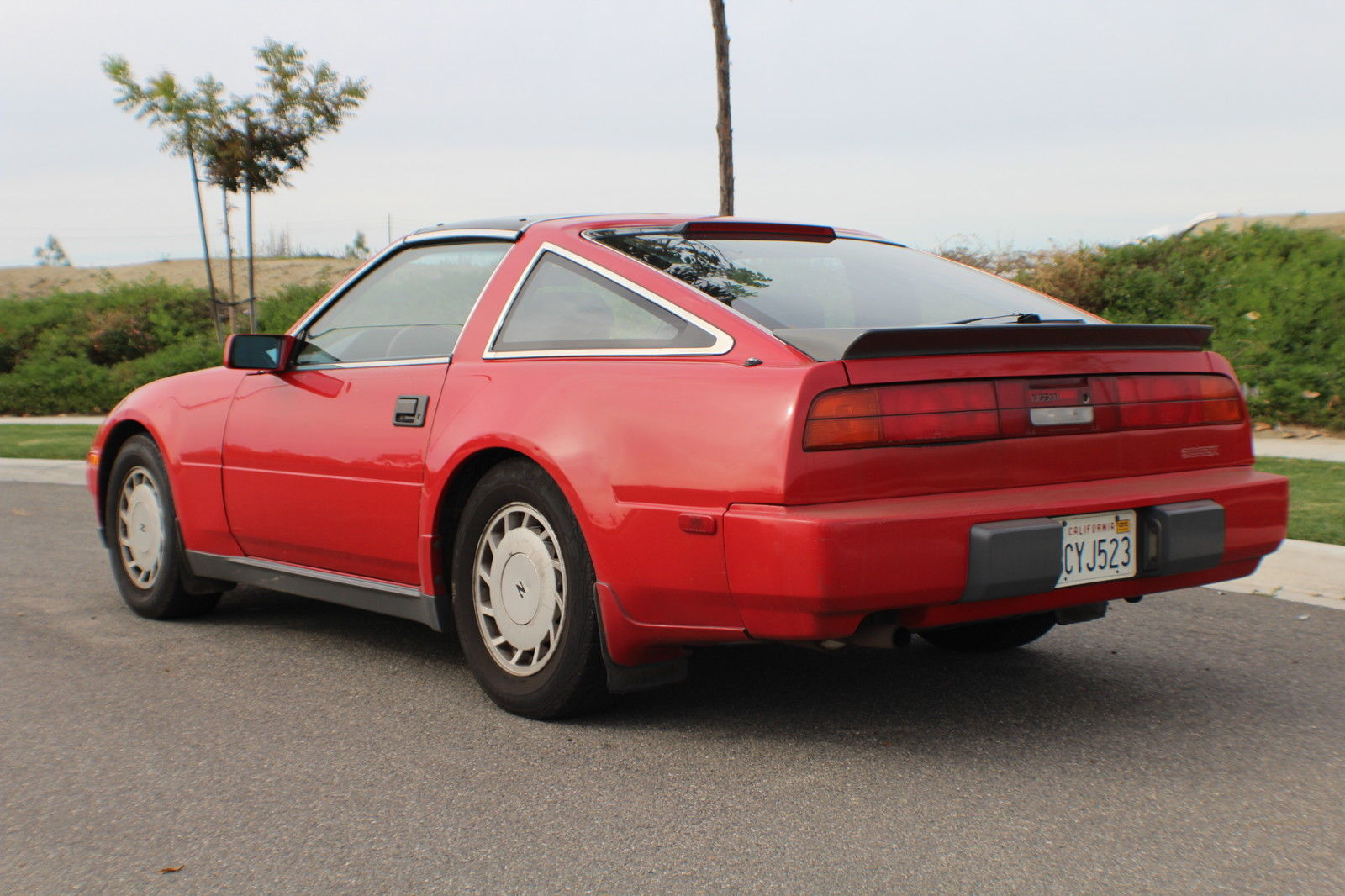 1989 nissan 300zx base coupe 2 door 3 0l classic nissan 300zx 1989 for sale. Black Bedroom Furniture Sets. Home Design Ideas