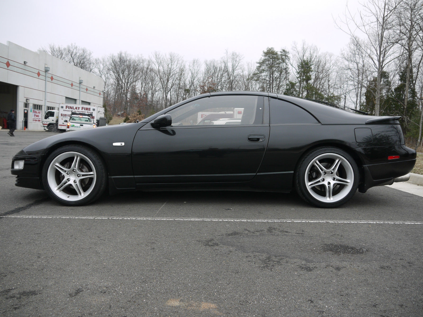 1989 nissan 300zx twin turbo fairlady z z32 tt jdm rhd imported from japan classic nissan. Black Bedroom Furniture Sets. Home Design Ideas