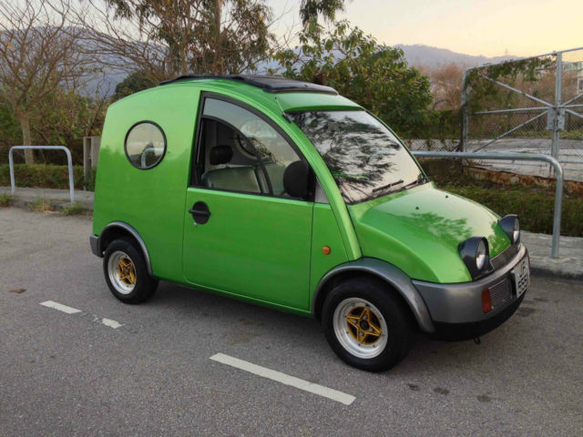 1989 Nissan S cargo, delivery van, designed by Pike ...