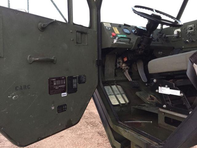 Used Cars Kenosha >> 1989 Oshkosh M978 Tanker Military Truck HEMTT 8x8 M1078 ...