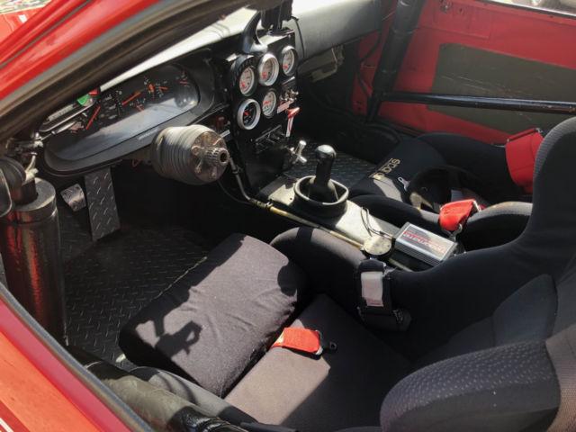 1989 Porsche 944 Turbo Race Track Car Widebody Caged Lexan