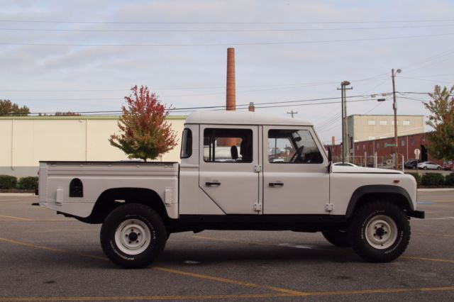 1989 Right Hand Drive 130 With Gems V8 Auto Conversion