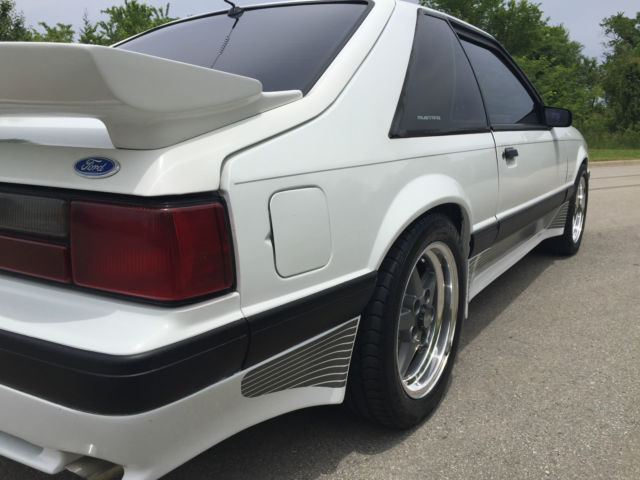 1989 Saleen Mustang # 624 - Classic Ford Mustang 1989 for sale