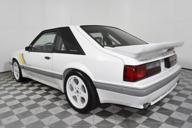 1989 Mustang Saleen Ssc For Sale