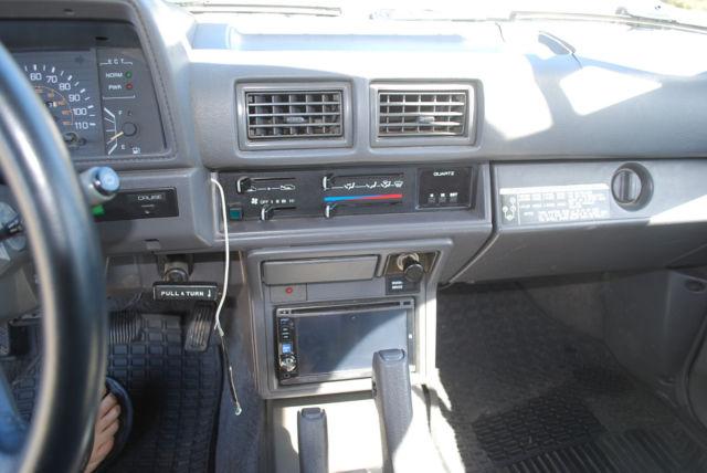 1989 Toyota 4runner 1st Gen Not Landcruiser Fj40 Jeep Bronco Classic Toyota 4runner 1989 For Sale