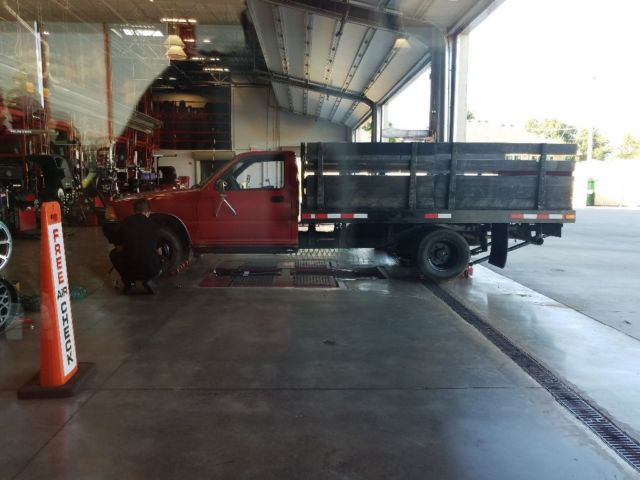 Toyota Tacoma For Sale Okc >> 1989 TOYOTA HILUX TACOMA DUALLY STAKEBED SUPER CLEAN NO ...