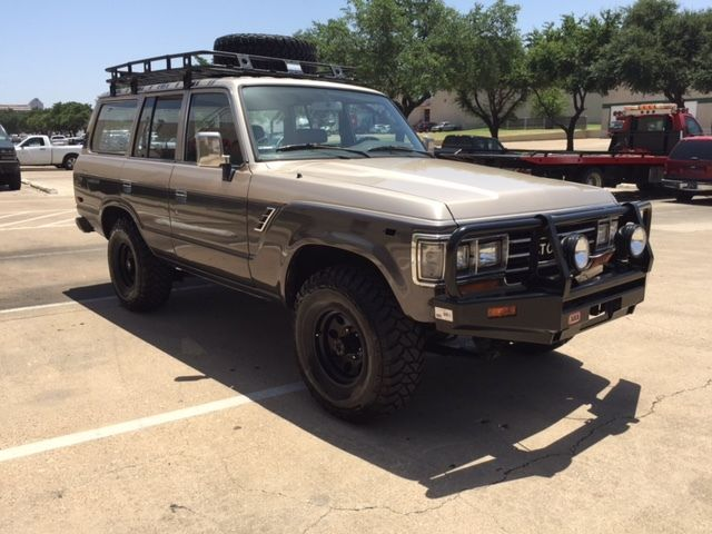 1989 Toyota Land Cruiser Fj62 Restoration  Rare Color