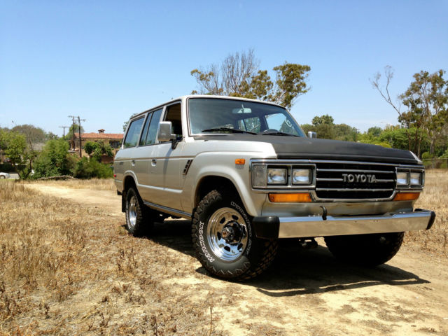1989 toyota landcruiser fj62 classic toyota land cruiser 1989 for sale. Black Bedroom Furniture Sets. Home Design Ideas